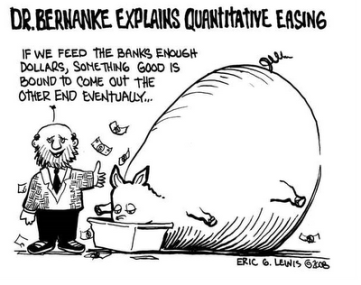 Bernankes honesty!