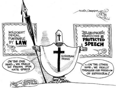 'Free speech' anyone?