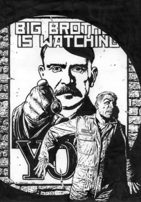 Most people are today feel assured about Big Brother's watchful presence