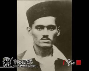 Dwarakanath Kotnis - before he went to China.  Image source & Courtesy - cctvpic.com  |  Click for image.