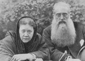 Helena Petrovna Blavatsky, Col. Henry Steel Olcott,
