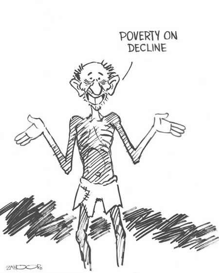 Which political unit is connecting to this Pakistani?  |  Cartoon by Zahoor on March 03, 2006; image source & courtesy - dailytimes.com.pk